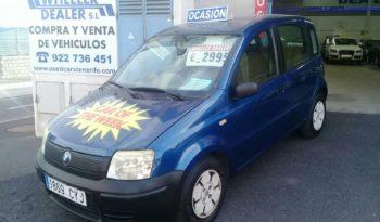 FIAT panda 1.2, año 2004, 115.000km, música, aire acondicionado etc, vendido con 1 año de garantía, pidiendo 2.995e.